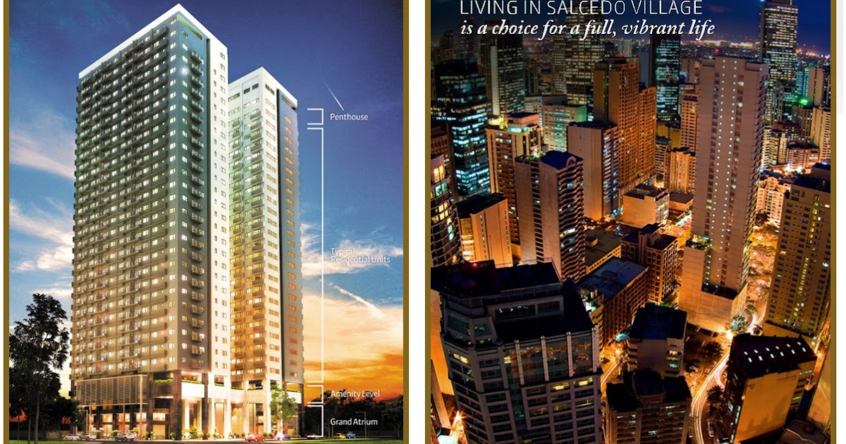 Robinsons Land Corporation: Signa Makati (Move-In Ready)