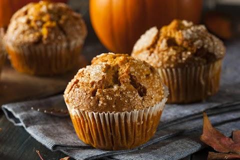 A legfinomabb sütőtökös muffin receptje: eredeti amerikai recept szerint