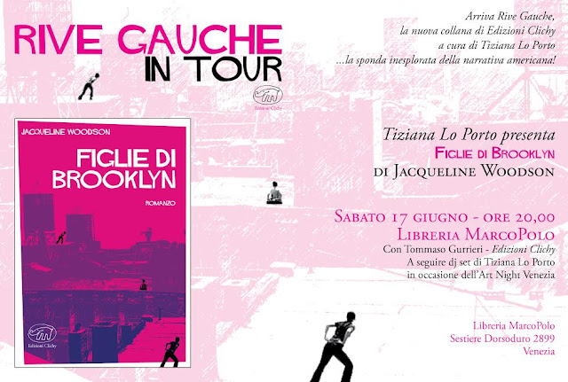 ART NIGHT e Rive Gauche alla MarcoPolo