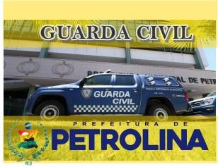 Edital e Inscrições Concurso Guarda Civil de Petrolina 2019