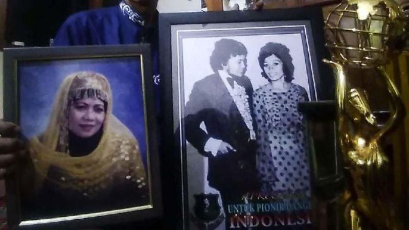 Pedangdut Ida Laila Pelantun 'Sepiring Berdua'  Meninggal Dunia di Usia 75 Tahun
