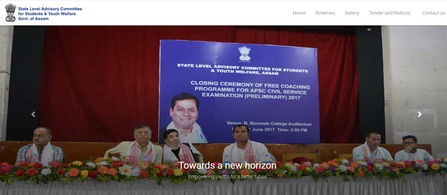 SLAC Assam Free Coaching 2020: For APSC CCE (Preliminary)