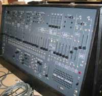 Jim Lea ARP2600 synthesiser