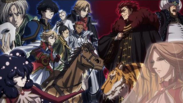 Shoukoku No Altair - Anime Tentang Perang Terbaik dan Terkeren (Dari Jaman Kerajaan sampai Masa Depan)