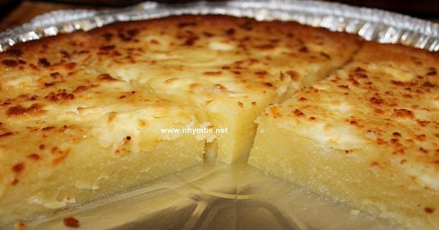 Special Bibingka (Ilocano-Filipino Style) Recipe