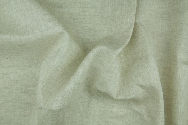 Oatmeal Handkerchief Linen Fabric