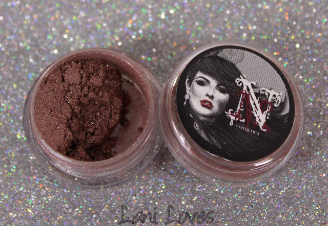 Notoriously Morbid Eyeshadow - Boe Swatches & Review