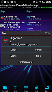 MTManager [Color Mod] 4