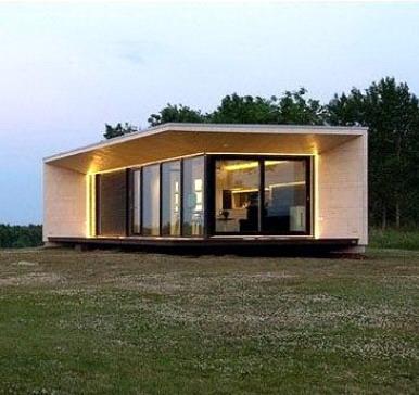 model rumah minimalis sederhana ukuran kecil pada kontur tanah datar