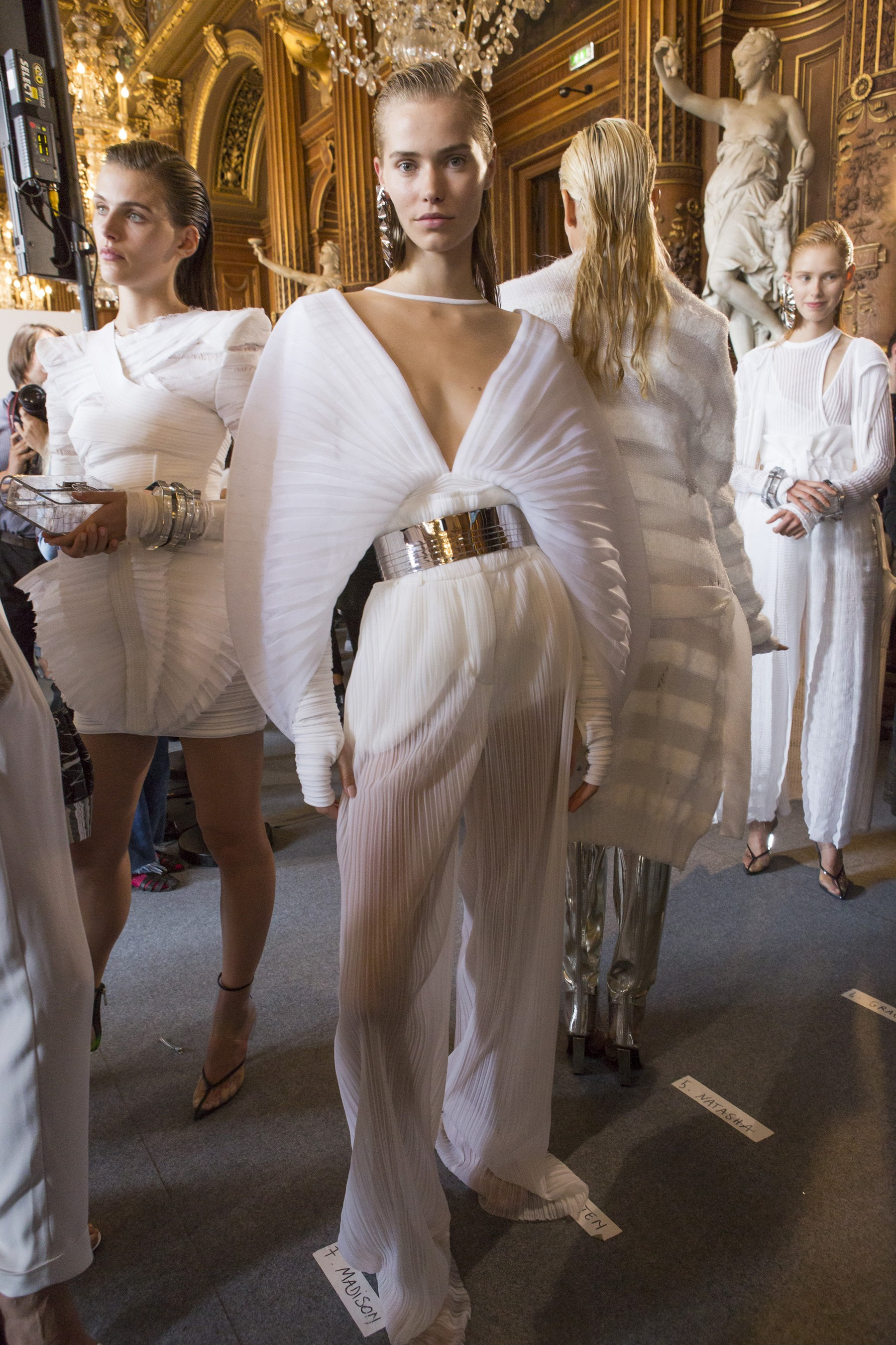 Runway: Balmain Spring 2019 – Olivier Rousteing & A New Kind of Sexy