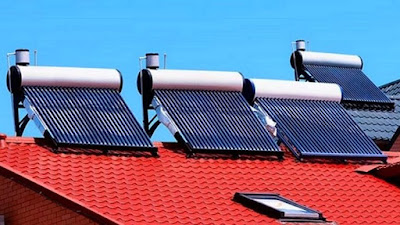 the uses of solar power in heating and cooling
