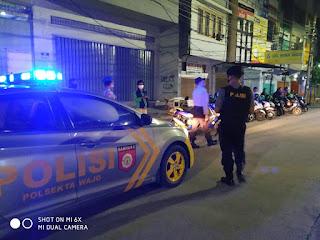 Antisipasi Aksi Kriminalitas Dihari Raya Idul Fitri, Polres Pelabuhan Tingkatkan Patroli