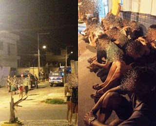 PM acaba com festa em Guanambi