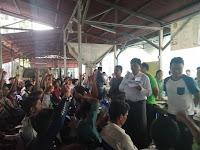 เซ็นสัญญาคนงานพม่าจำนวน 250 คน