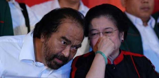 """Banyak Mudaratnya, Nasdem Baru Akan Jadi """"Anak Nakal"""" Di Akhir Kepemimpinan Jokowi-Maruf"""