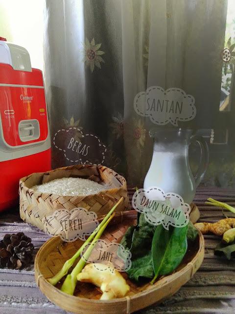 memasak jadi mudah dengan rice cooker cosmos harmond