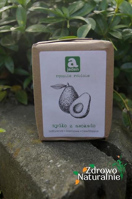 Ajeden - Mydło z  awokado