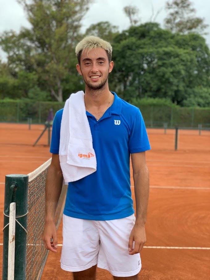 Tennium refuerza su apoyo al tenis argentino sumando al ex Nº 1 junior Thiago Tirante