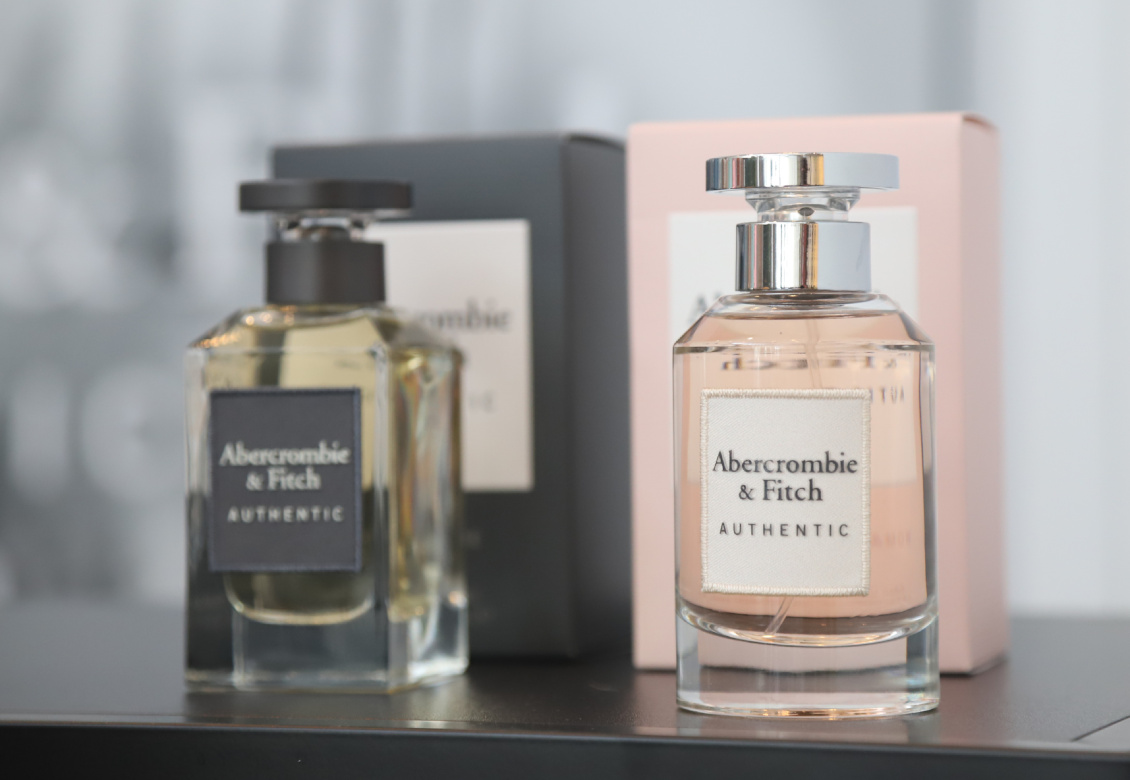 beautypress Blogger Event Mai 2019 Frankfurt Eventbericht - Abercrombie & Fitch Authentic Parfum