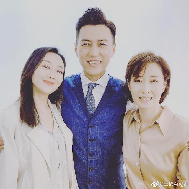 wang ou jin dong liu mintao best partner