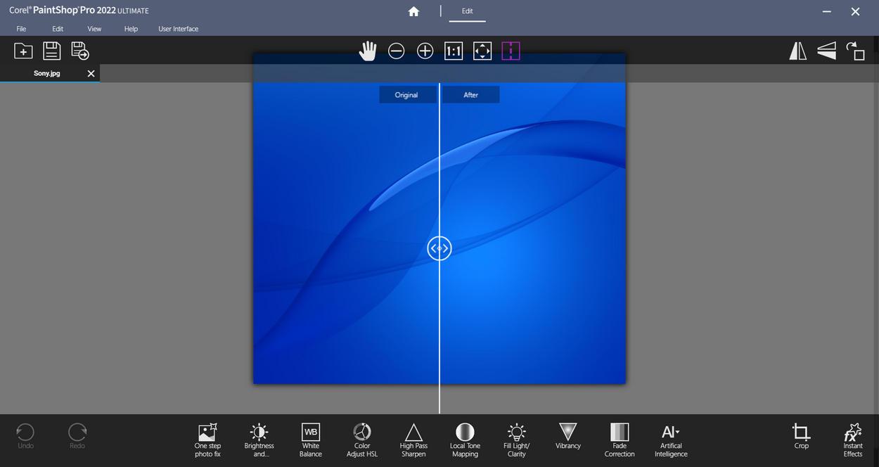 Download và hướng dẫn cài đặt Corel PaintShop Pro 2022 Ultimate Full Key, Phần mềm xử lý ảnh tích hợp trí tuệ nhân tạo AI.