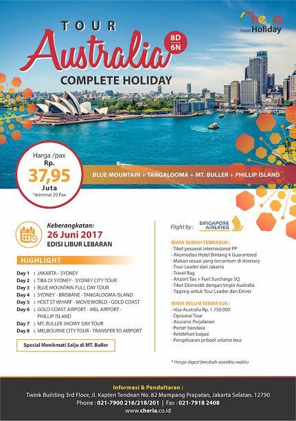 Tour Muslim Australia
