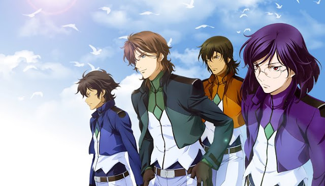 Download Opening-Ending Anime Gundam 00 - Batch