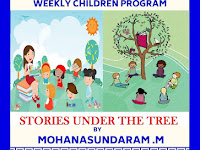 Weekly Children Program -  Stories under the Tree  - 23.02.2020