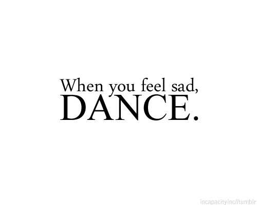 quotes about dance tumblr - photo #18