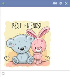 Best Friends Emoji