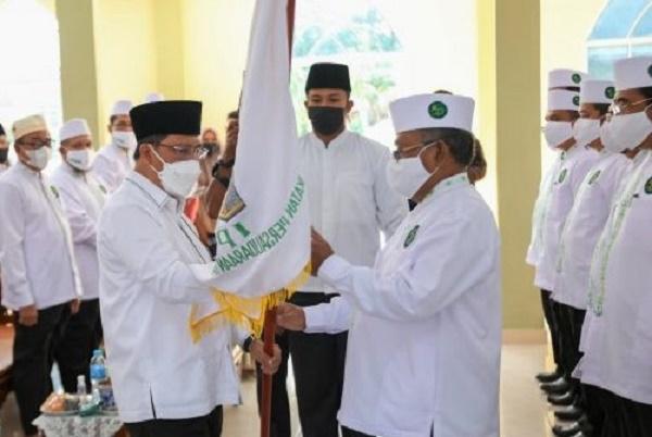 Plh Gubernur Kepri Lantik PD IPHI Karimun, Masa Bhakti 2021-2026