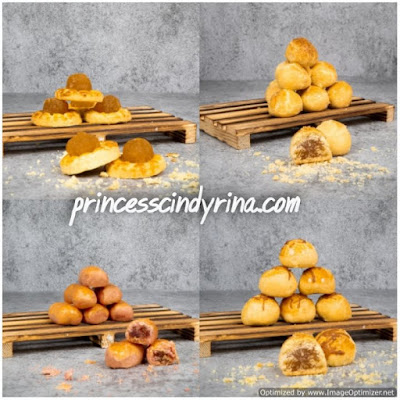 Delicious Pineapple Tarts