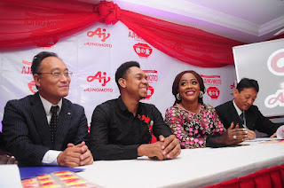 #ThatOneThing Comedienne Helen Paul and celebrity chef Miyonse bag endorsement deals with AJinomoto