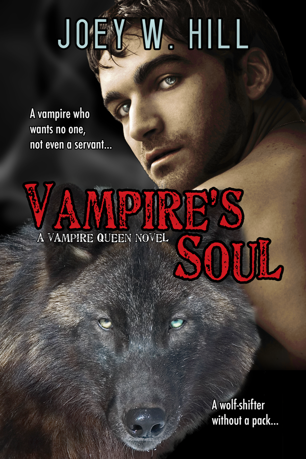 A vampire who wants no one #PNR @JoeyWHill #Giveaway