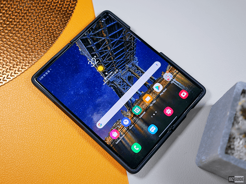 Samsung Galaxy Fold and Galaxy Z Fold2 receiving Android 11, One UI 3.0