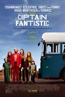 Captain Fantastic (2016) - Poster
