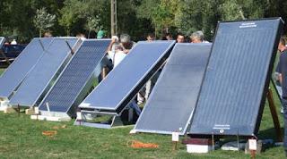 Fabriquer un capteur solaire