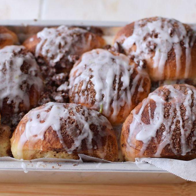 Receta para preparar bolitas de pan con chocolate