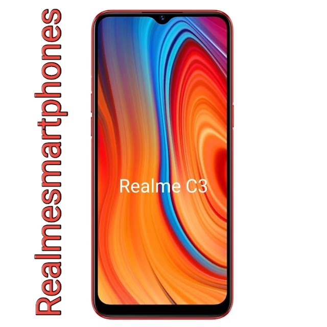 Realme C3  4GB RAM-Price in India And Full Specifications