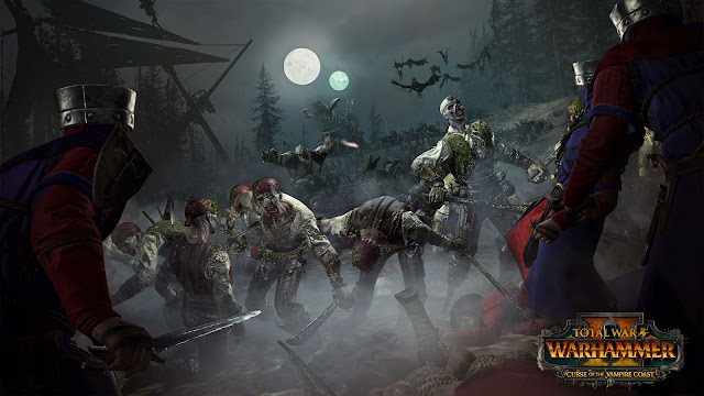 Total War Warhammer II - DLC - Curse of the Vampire Coast