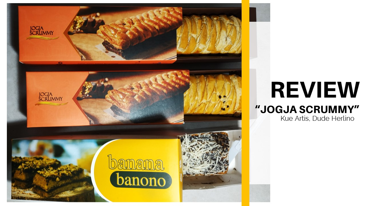 Review Jogja Scrummy dan Banana Banano