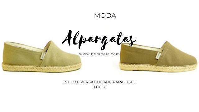 Alpargatas: estilo e versatilidade para o seu look