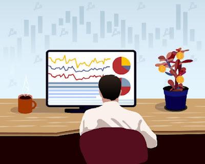 Число активных адресов и объемы торгов биткоином обновили рекорды