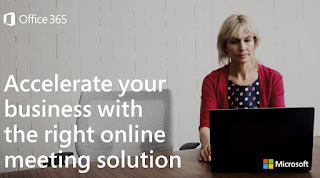 Accelerate your business with the right online meeting solution - Infographic