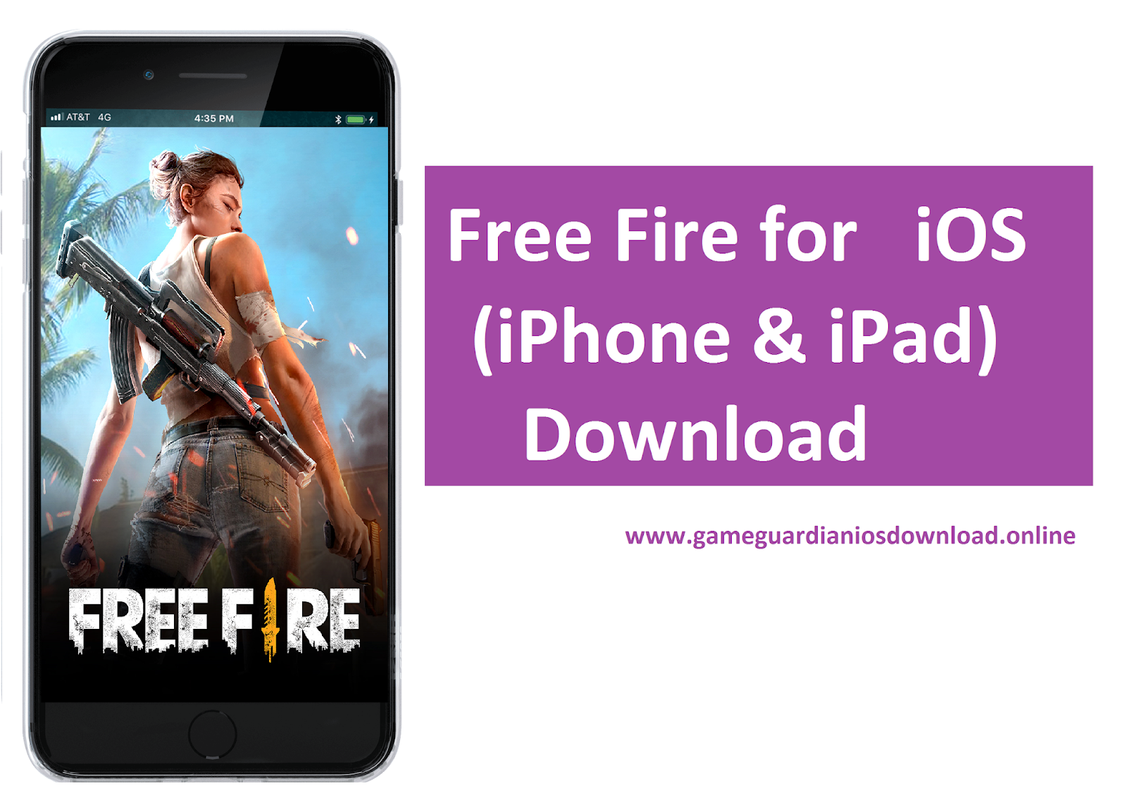 Garena Free Fire for iOS (iPhone & iPad) Download