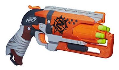 súng Nerf 4