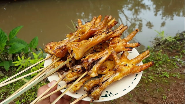 The delicous dishes that are most favored in stormy days in Hanoi 4