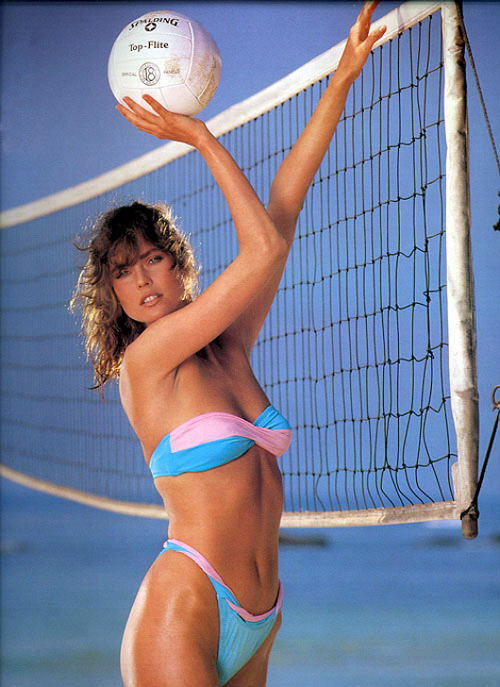 Supermodels In The 80s Vintage Everyday