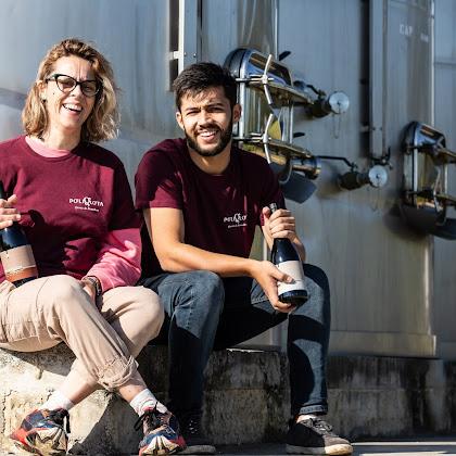 Conversas sobre o Vinho - Micael Batista e Patricia Santos.