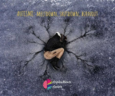 Autismo: Meltdown, Shutdown e Burnout